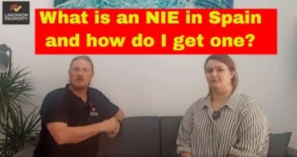 How to get an NIE in Spain