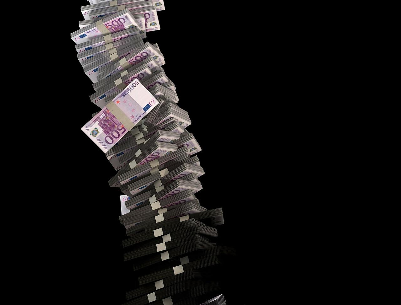 What is balck money